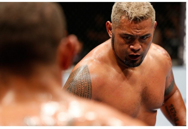 UFC FN 51: Mark Hunt vs. Roy Nelson na gali w Japonii