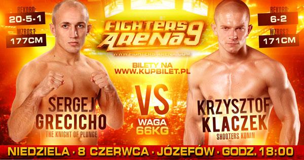 Fighters Arena 9: Grecicho vs. Klaczek