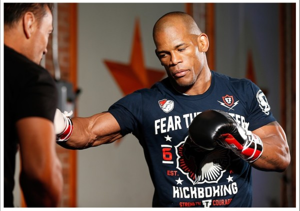 UFC Fight Night Macau: Hector Lombard vs. Dong Hyun Kim w karcie walk?