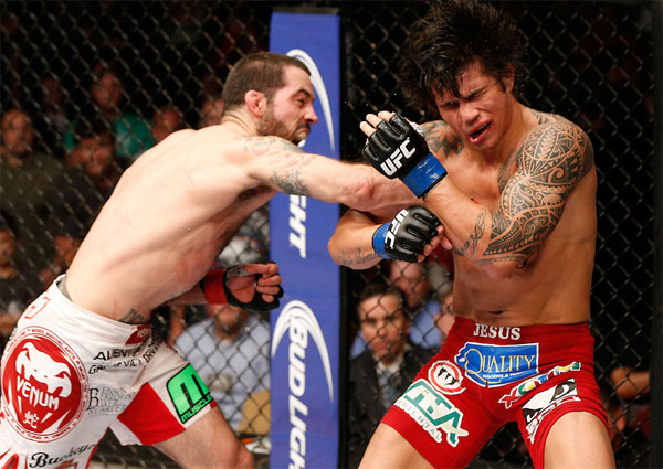 Matt Brown i Clay Guida kolejnymi zawodnikami w Elevation Fight Team