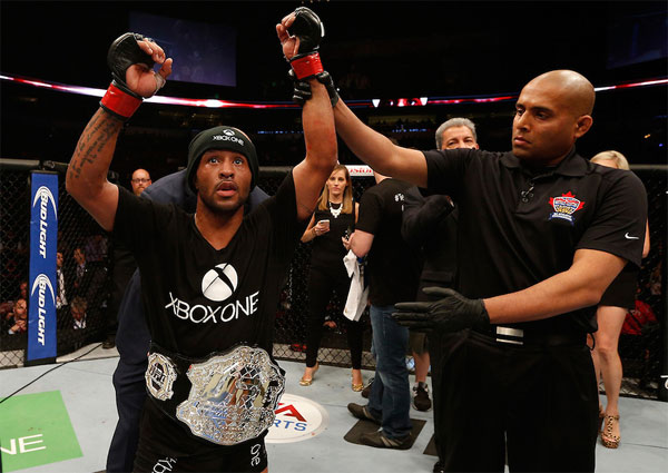 Odliczanie do UFC 186: Demetrious Johnson vs. Kyoji Horighuchi (+video)