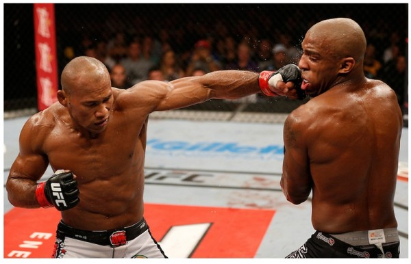 "UFC 176: Ronaldo ""Jacare"" Souza vs. Gegard Mousasi ( +video)"