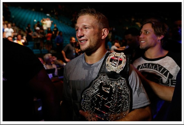 "Highlight czy Herbata: TJ Dillashaw ""IGNITE"""