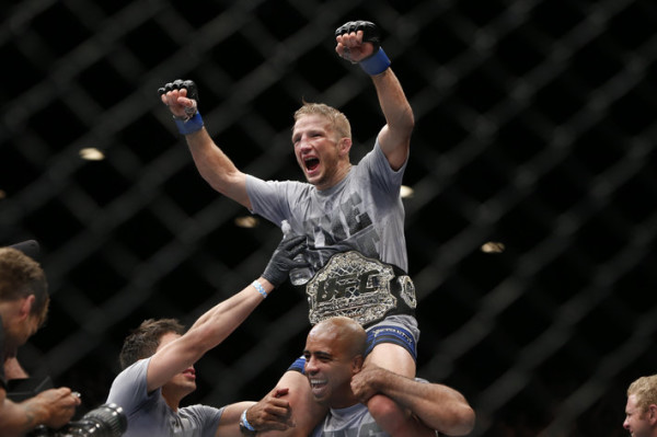 Droga do oktagonu: UFC on FOX 16 – Dillashaw vs. Barao II (+video)