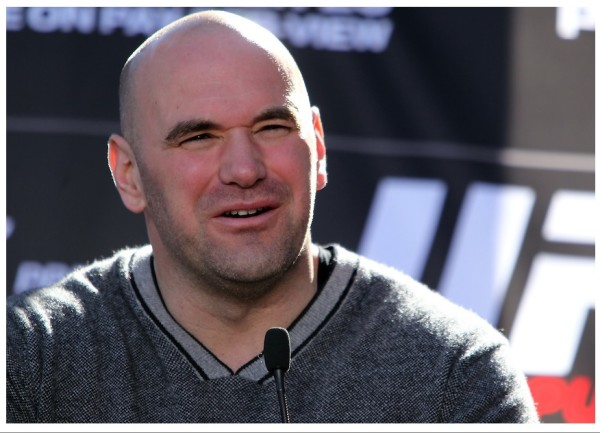 UFC 175: Dana White Vlog (+video)