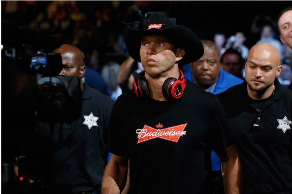 UFC Fight Night 59: Donald Cerrone vs. Myles Jury w Bostonie