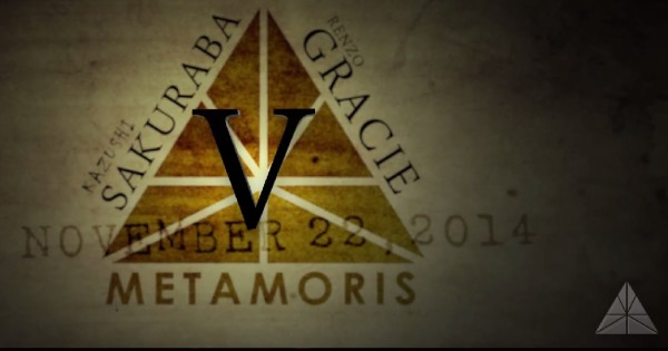 Metamoris 5: Renzo Gracie vs. Kazushi Sakuraba (+video)