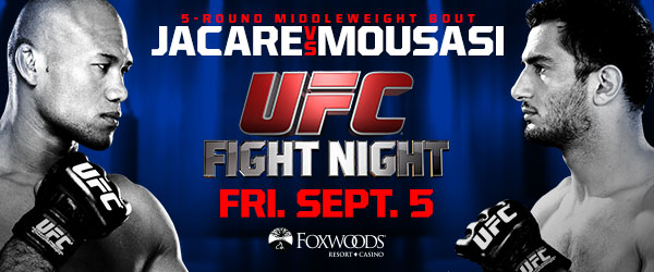 Countdown to UFC FN: Jacare Souza vs. Gegard Mousasi 2 (+video)