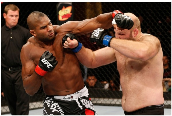 UFC on FOX 13: Alistair Overeem vs. Stefan Struve w Phoenix