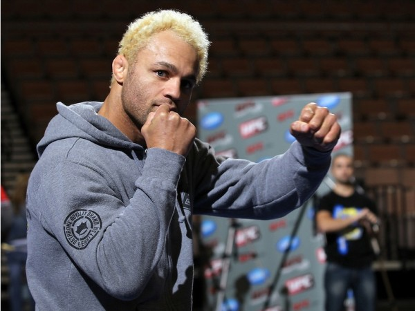 UFC 184: Josh Koscheck vs. Neil Magny w Los Angeles