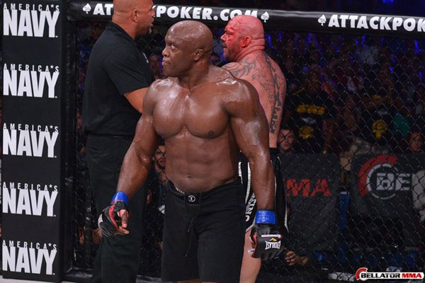 Bellator 138: Bobby Lashley vs. James Thompson II