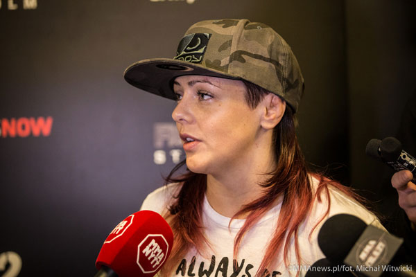UFC Fight Night Poland: pojedynek Joanne Calderwood vs. Maryna Moroz dodany do karty walk