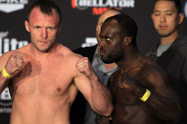 Bellator 133: Shlemenko vs. Manhoef – wyniki ważenia (+video)
