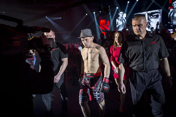 Świątek, Marinho, Rogosz i Michalski z bonusami po Fight Exclusive Night 6