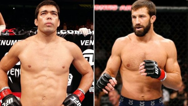Machida vs Rockhold