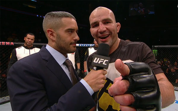 UFC Fight Night 77: Glover Teixeira vs. Patrick Cummins na gali w Sao Paulo