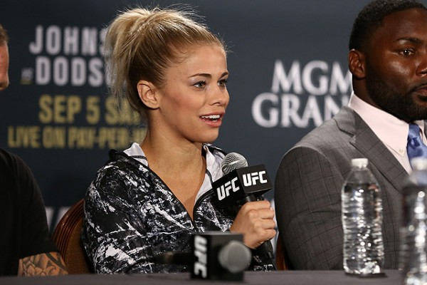 UFC on FOX 21: Paige VanZant vs. Bec Rawlings na gali w Vancouver