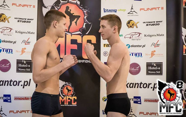 Highlight z ważenia Makowski Fighting Championship 8 (+video)