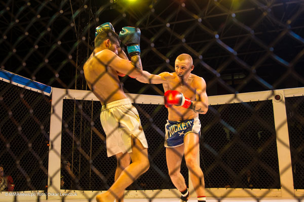 "Nagranie walki ""Michał Królik vs. Jan Szajko"" na gali Spartan Fight 1 (+video)"