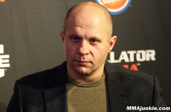 Fight Nights: Fedor Emelianenko zawalczy z Fabio Maldonado