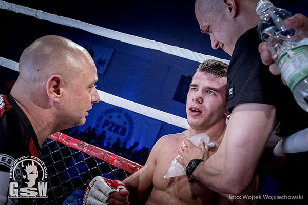 Jakub Kowalewicz wrócił do WCA Fight Team