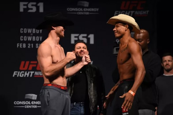 donald cerrone vs cowboy