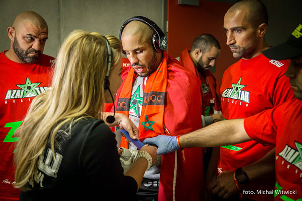 Abu Azaitar podpisał kontrakt z World Series of Fighting