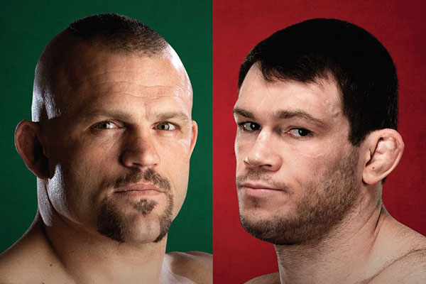 "Chuck Liddell i Forrest Griffin trenerami trzeciego sezonu The Ultimate Fighter: ""Latin America"""