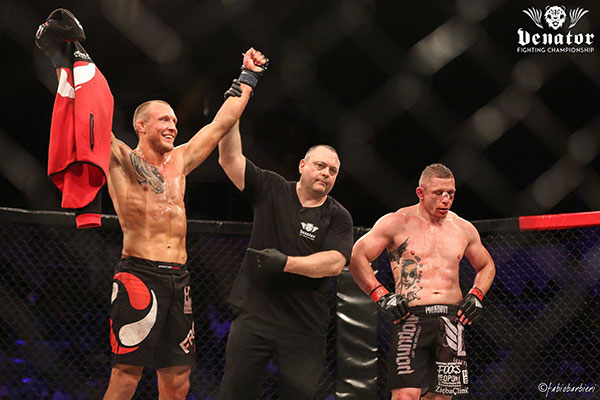 UFC Fight Night 93: Jack Hermansson vs. Scott Askham na gali w Hamburgu