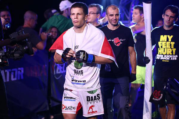 "XGSW: Marcin Held w grapplingowym ""Super Fight"" gali Night of Champions w Poznaniu"
