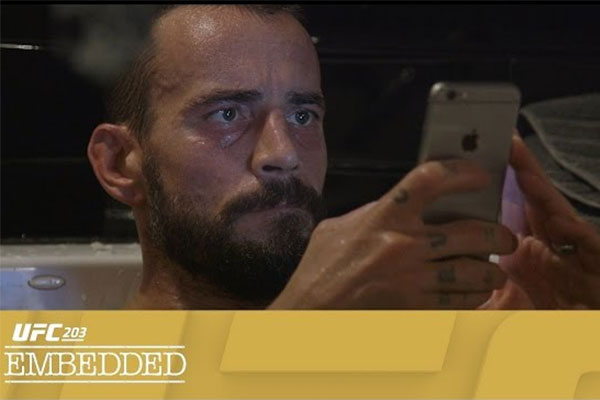 "UFC 203 Embedded, odc. 2: ""J*bać ranking"" (+video)"
