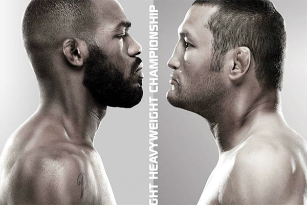 Jon Jones vs. Dan Henderson i Miesha Tate vs. Jessica Eye w pojedynku grapplerskim na Submission Underground 2