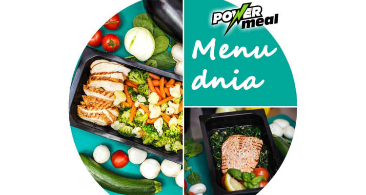 Karta dań Power Meal