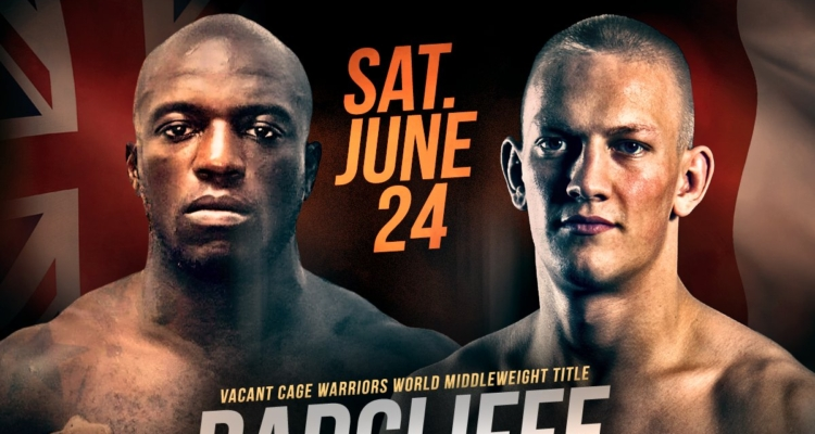Oskar Piechota vs Jason Radcliffe w walce o pas na Cage Warriors 85