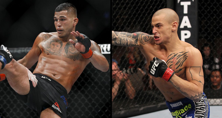 Anthony Pettis vs. Dustin Poirier na UFC Fight Night 120 w Norfolk