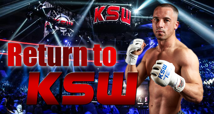 Return to KSW #1: Azi Thomas