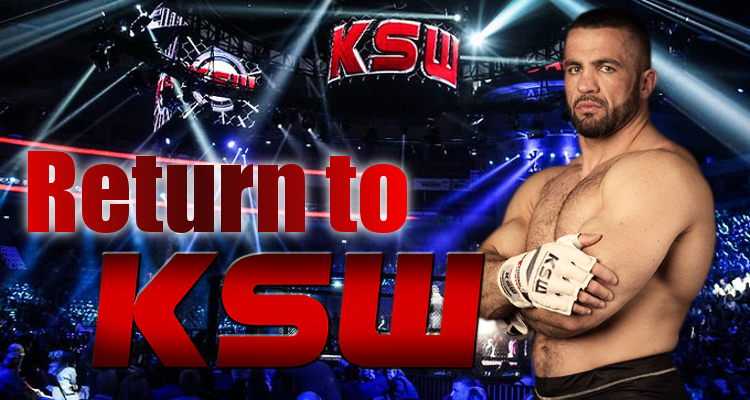 Return to KSW #2: Oli Thompson