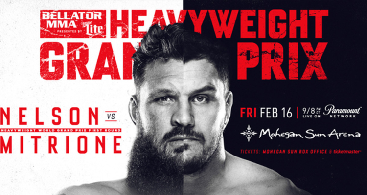 Roy Nelson vs. Matt Mitrione na gali Bellator 194