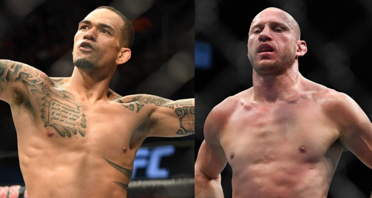 Pojedynki Cerrone vs Medeiros i  Evinger vs Reneau dodane do karty UFC Fight Night 126