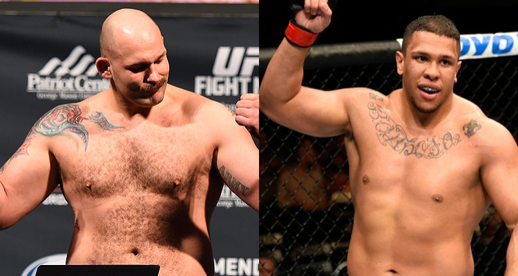 Timothy Johnson vs Luis Henrique dodane do rozpiski UFC Fight Night 125 w Brazylii