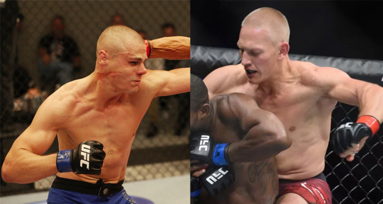 Oskar Piechota vs Tim Williams na lutowym UFC Fight Night 126 w Austin