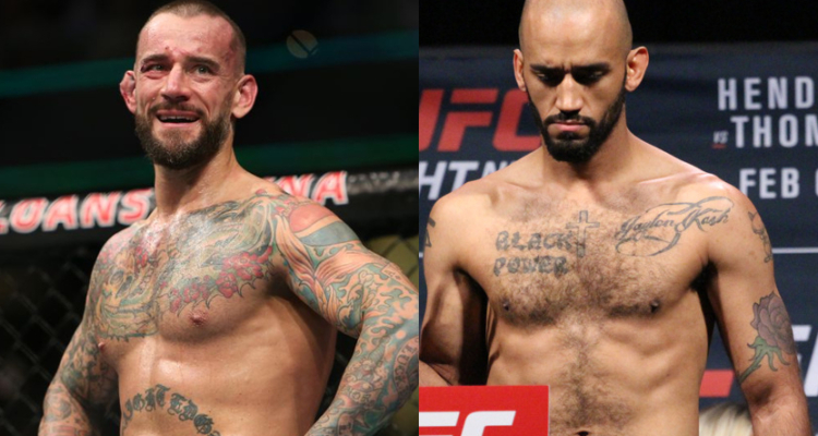CM Punk vs Mike Jackson planowane na UFC 225 w Chicago