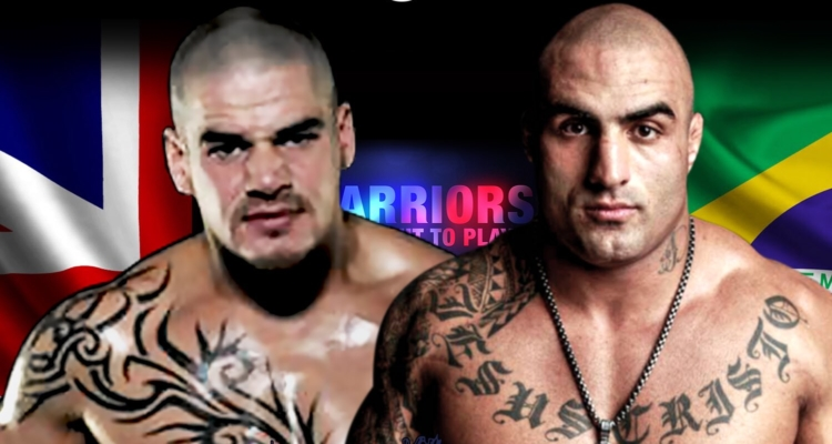 James McSweeney vs Fernando Rodrigues Jr. w walce o pas na Superior Challenge 17