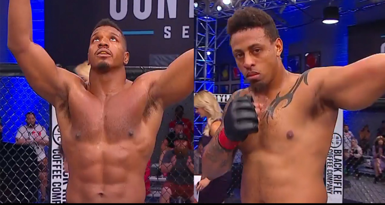 Greg Hardy i Alonzo Menifield z kontraktami UFC w 2 serii Dana White Tuesday Night Contender