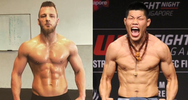David Zawada vs Li Jingliang na UFC Fight Night 141 w Chinach